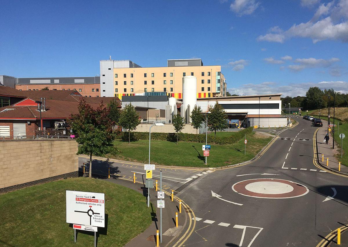 Royal Stoke University Hospital